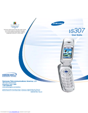 Samsung SGH-S307 User Manual