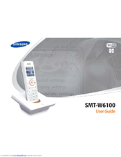Samsung SMT-W6100 User Manual