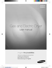 Samsung DV330AEW/XAA Manuals