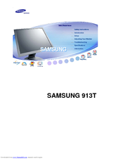 Samsung 913t user manuals download.