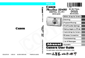 Canon Digital ELPH Advanced User's Manual