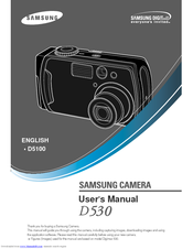 samsung digimax d53 manuals rh manualslib com Samsung Digimax A7 Samsung Digital Camera