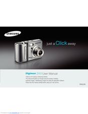 samsung digimax d53 manuals rh manualslib com Samsung Digimax A6 Samsung Digital Camera Review
