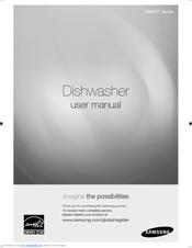 samsung dishwasher dmr57lfs installation manual