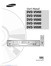 samsung dvd v6000 manuals rh manualslib com samsung v5500 manual samsung v5500 manual