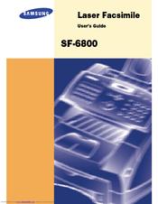 samsung facsimile sf 6900 service repair manual