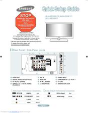 samsung ln40a630 40 lcd tv manuals rh manualslib com Samsung Tablet Ce0168 Instruction Manual Samsung Manual PDF