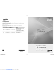 Samsung UN32B6000VF User Manual