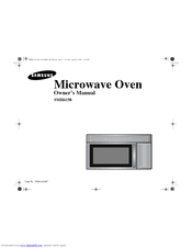 Samsung SMH4150WD Owner's Manual