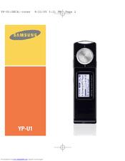 DRIVER MP3 SAMSUNG YP-U3 BAIXAR