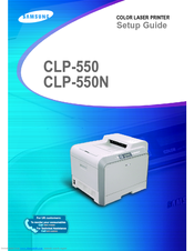 SAMSUNG CLP-550 PRINTER TREIBER