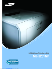 Samsung ML-2251NP Printer Universal Print XP
