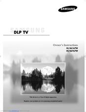 Samsung sp43r1hl1x rear projection tv service manual download man.
