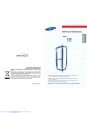 samsung refrigerator instruction manual