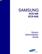 samsung dcs 408i manuals rh manualslib com samsung idcs 500 programming manual samsung dcs compact installation manual