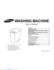 Samsung wf448aap/xaa manuals.