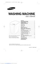 samsung wa80b3 manuals rh manualslib com