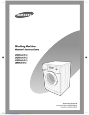 lg fuzzy logic washing machine user manual