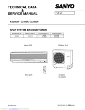 sanyo c2462r technical data service manual pdf download rh manualslib com Sanyo Flat Screen TV Sanyo TV Service Manuals