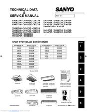 sanyo th2672r ch2672r manuals. Black Bedroom Furniture Sets. Home Design Ideas