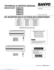 sanyo kms0772 manuals rh manualslib com Manual J HVAC Online Manual J HVAC Online