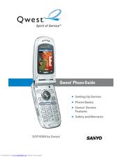 sanyo scp 8300 manuals rh manualslib com Sanyo Incognito Phone Parts Sanyo 8400 Black
