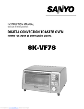 Sanyo SK-VF7S Instruction Manual
