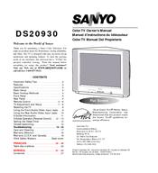 sanyo ds20930 manuals rh manualslib com