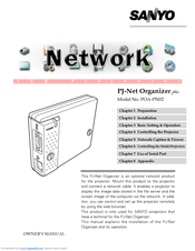 Sanyo POA-PN02 Owner's Manual