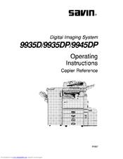 savin 9945dp manuals rh manualslib com savin 8035 user manual savin 8035 user manual