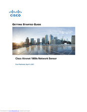 Cisco Aironet 1800s Getting Started Manual