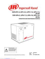 ingersoll-rand ssr up5-4 operation and maintenance manual pdf ...  manualslib