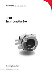 Honeywell OELD Operating Instructions Manual