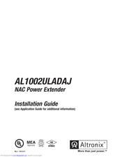 Altronix AL1042UL2ADA Replacement Battery