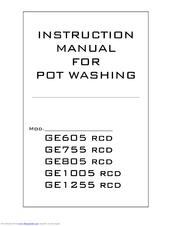 Comenda Ge1255 Rcd Manuals Manualslib