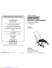 Craftsman 944.364150 Owner's Manual