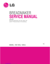 LG HB-205CJ Service Manual