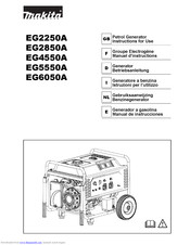 Makita EG2250A Instructions For Use Manual