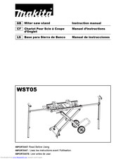 Makita WST05 Instruction Manual