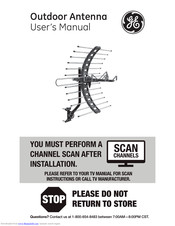 GE 29884 User Manual