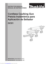 Makita CG100D Instruction Manual