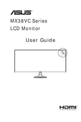 Asus MX38VC User Manual