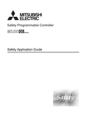 Mitsubishi Electric MELSEC-QS Series Safety Application Manual