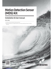 Samsung MCR-SMD Installation & User Manual