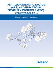 meritor abs wiring diagram power cord wabco abs maintenance manual pdf download manualslib  wabco abs maintenance manual pdf