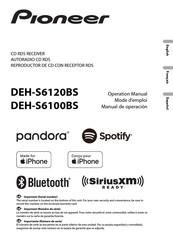 Pioneer DEH-S6100BS Manuals | ManualsLibManualsLib