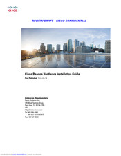 Cisco AIR-RM-VBLE2-K9 Hardware Installation Manual