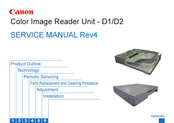 Canon D2 Service Manual