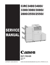 Canon Ir C2880 Series Manuals Manualslib