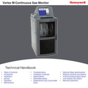 Honeywell Vertex M Technical Handbook